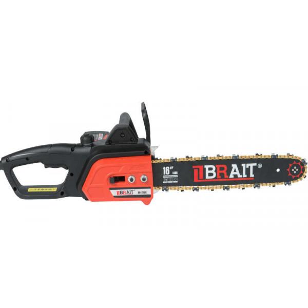 Пила цепная электрическая BRAIT-2200