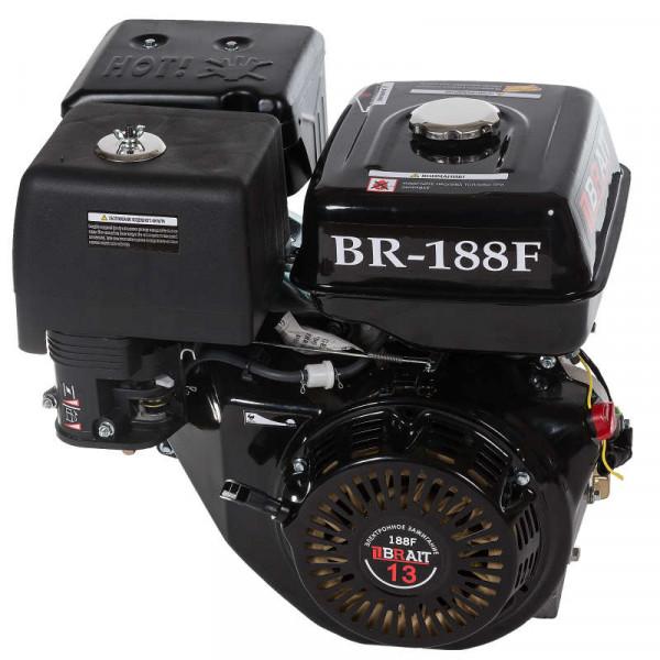 Двигатель  BRAIT BR-188F (13 л.с., шкив 25мм)
