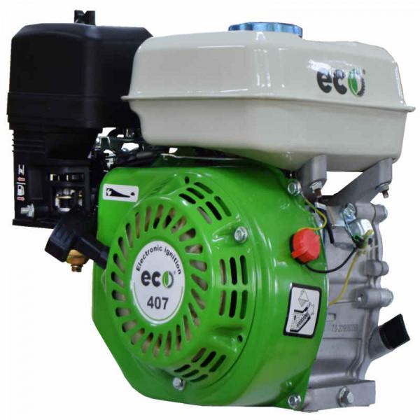 Двигатель ECO-407E ( 7л.с, 20 мм, электростартер)