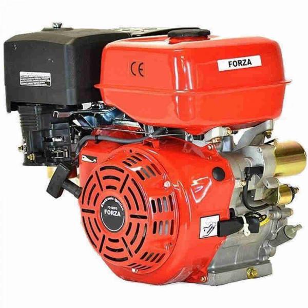 Двигатель FZ-409EQ ( 9л.с, 25 мм., эл. стартер, электрооборудования)