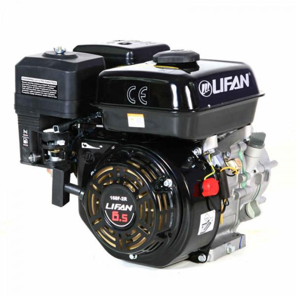 Двигатель LIFAN 168F-2 (6,5 л.с. 20 мм)