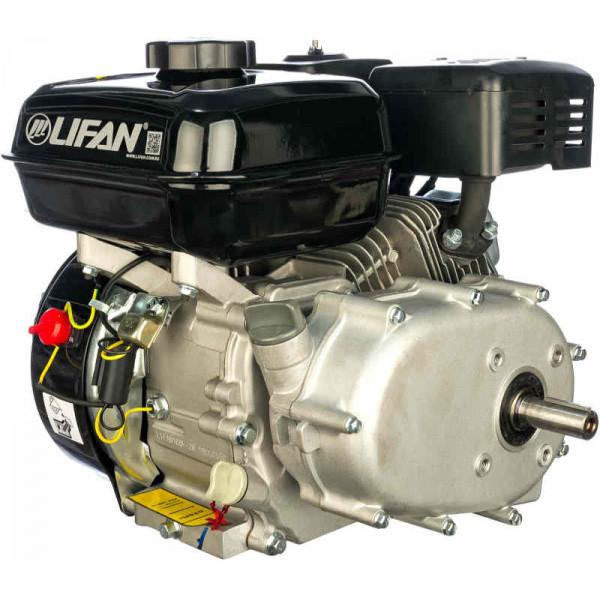 Двигатель LIFAN 168F-2R (6,5 л.с. 20 мм, редуктор понижения 2:1, авт. сцепление)