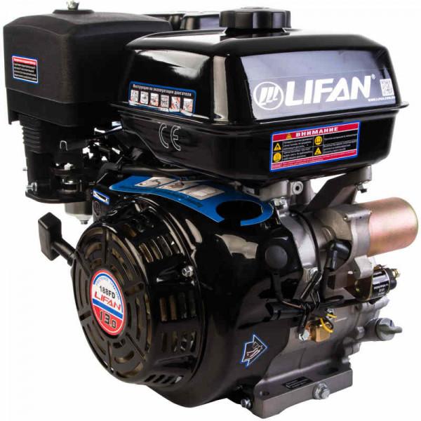 Двигатель LIFAN 188FD (13 л.с., 25мм, электрозапуск)