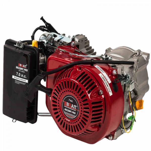 Двигатель BRAIT BR395PС PRO (188FС; 13 л.с.; вал конус  для генератора)