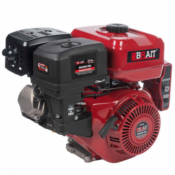 Двигатель PRO BRAIT BR395PE (13 л.с, 25мм, электро стартер)