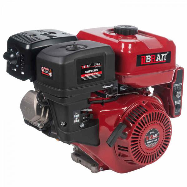 Двигатель PRO BRAIT BR421PE (15 л.с., 25мм, электро стартер)