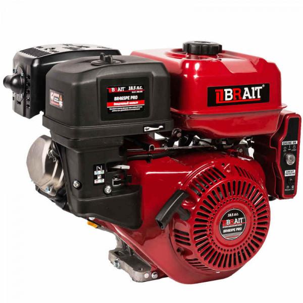 Двигатель  PRO BRAIT BR465PE (18.5 л.с.,25мм, электро стартер)