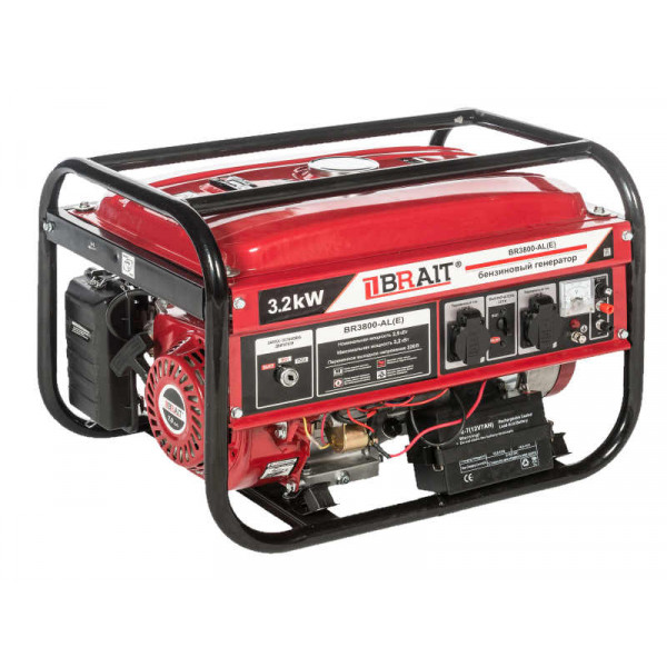 Генератор бензиновый BR3800-AL(E)