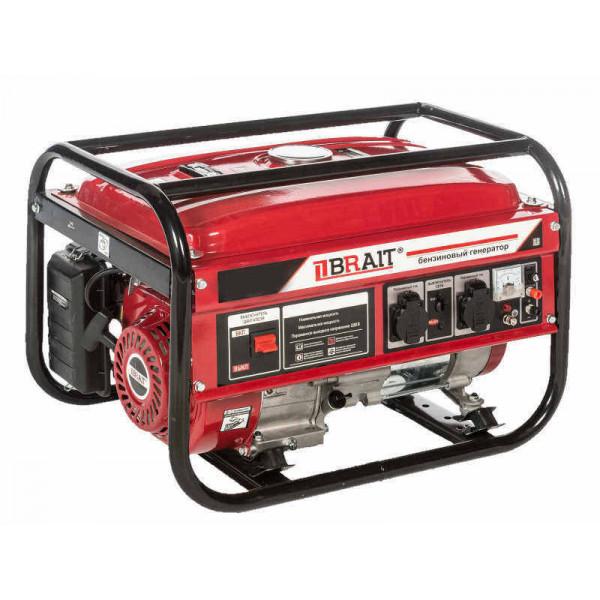 Генератор бензиновый BR6500-CU