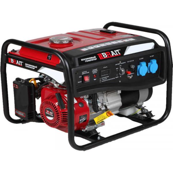 Генератор бензиновый GB8000