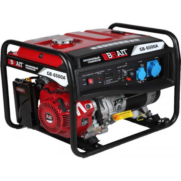Генератор бензиновый GB6500-AE