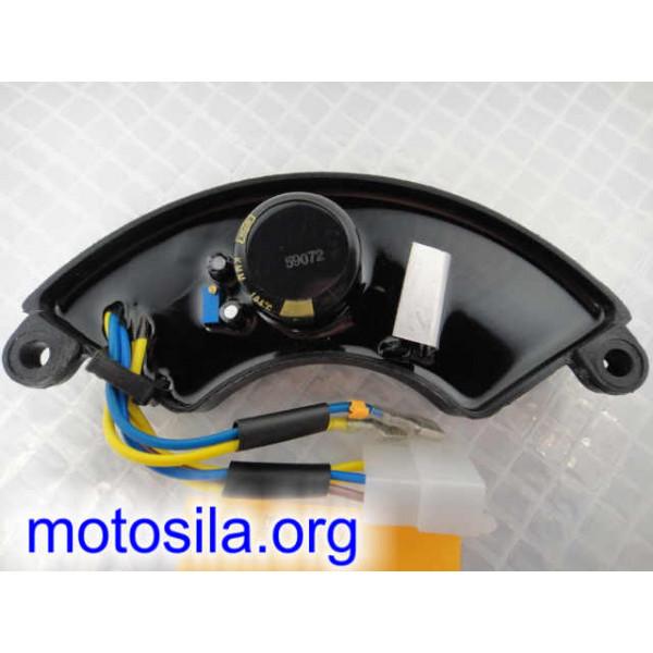 AVR автоматический регулятор напряжения 5-6,5 кВт