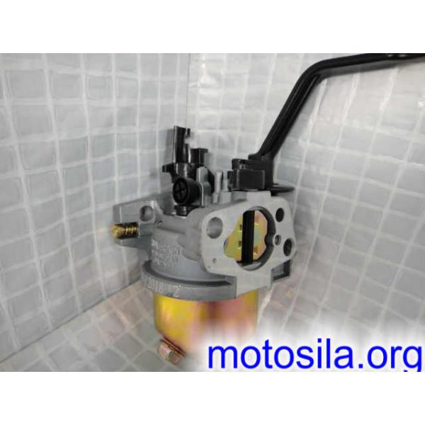 карбюратор генератора 2-3,9 кВт