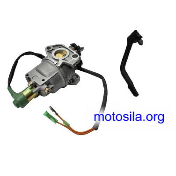 карбюратор генератора 5-6,5 кВт