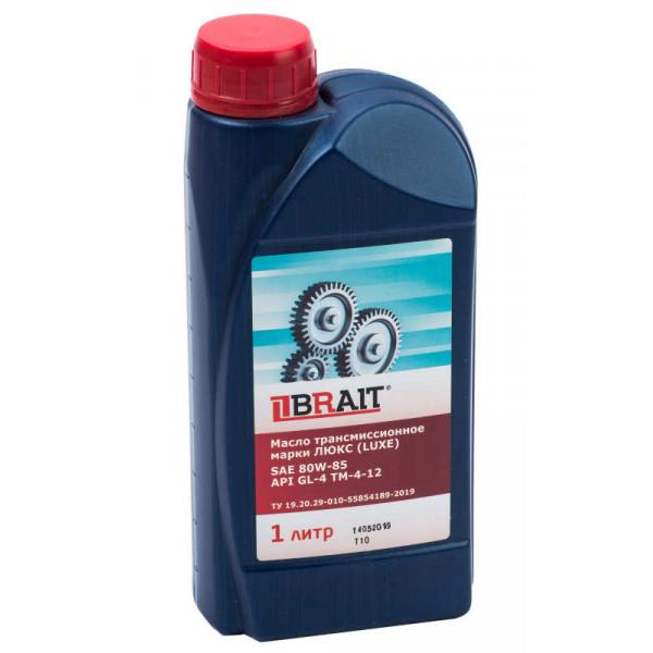 Масло BRAIT трансмиссионное API GL-4 SAE 80W85