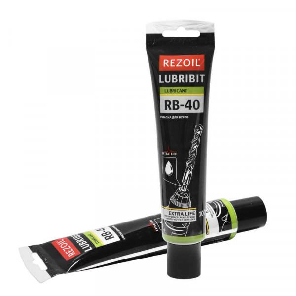 Смазка REZOIL RB-40 для буров 100 гр.