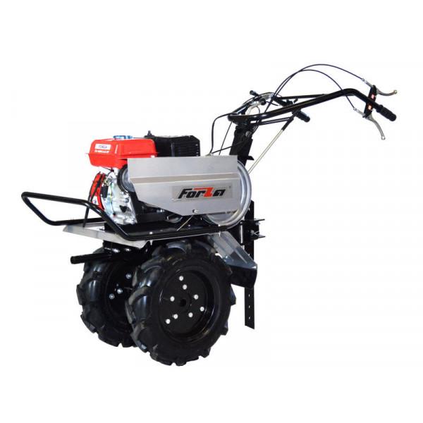 Мотоблок бензиновый Forza МБ FZ-01  (6.5 л.с) колеса 4,00*10, в комплекте фрезы.