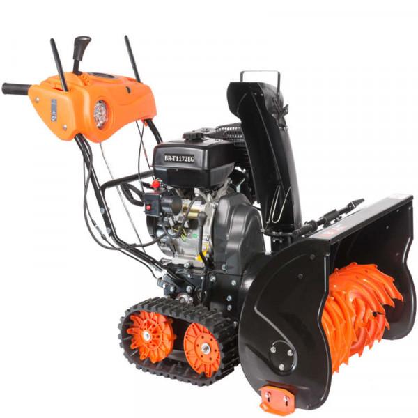 Снегоуборщик бензиновый BR-T1172EG