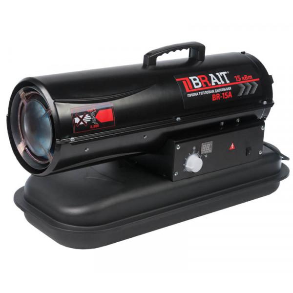 Пушка тепловая дизельная BRAIT BR-15A