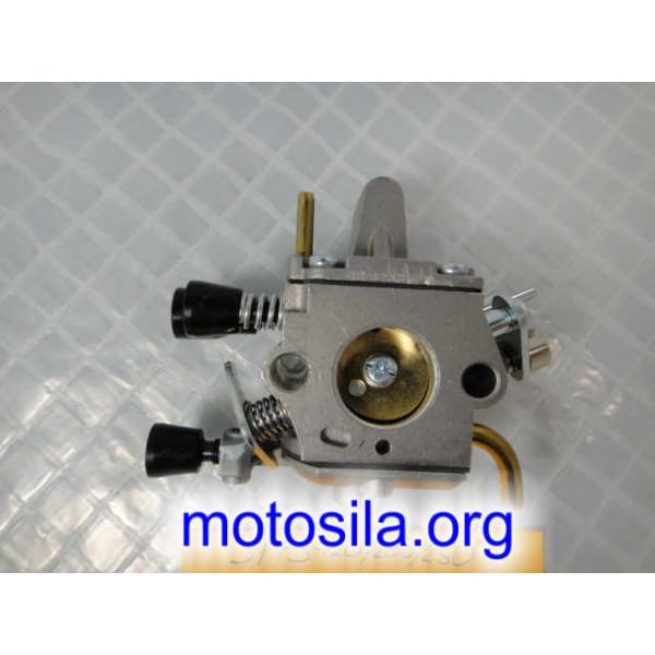 карбюратор бензотриммера штиль фс 120-200-250
